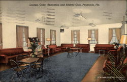 Lounge, Cadet Recreation and Athletic Club