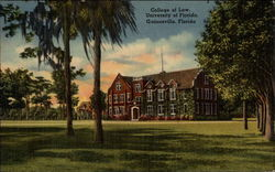 College of Law - University of Florida