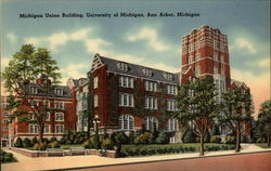 Michigan Union Building