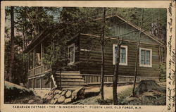 "Tamarack Cottage - The ""Minnowbrook"" Fourth Lake"