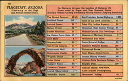 Gateway to Hopi and Navajo Reservations Postcard