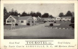 Good Food, Good Lodging: The Tourist Court, Tourotel Inc