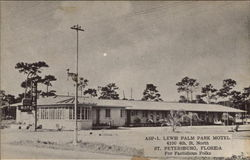 ASP-1 Lewis Palm Park Motel - For Fastidious Folks