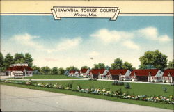 Hiawatha Tourist Courts