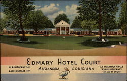 Edmary Hotel Court and Apartments