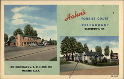 Hahn's Tourist Court and Restaurant