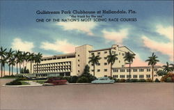 Gulfstream Park Clubhouse
