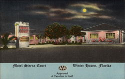 Motel Sierra Court