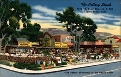 "The Pottery Shack, ""Pottery Showplace of the Pacific Coast"""
