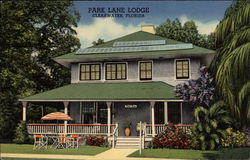 The Park Lane Lodge
