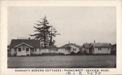 Hannah's Modern Cottages