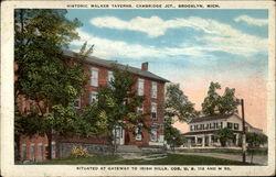 Historic Walker Taverns