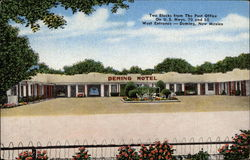 "Deming Motel ""In the Kingdom of the Sun"""