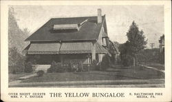 The Yellow Bungaloe