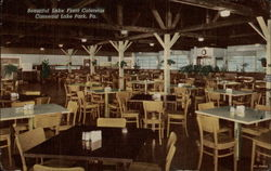 Beautiful Lake Front Cafeteria - Conneaut Lake Park
