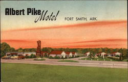 Albert Pike Motel - Highway 22