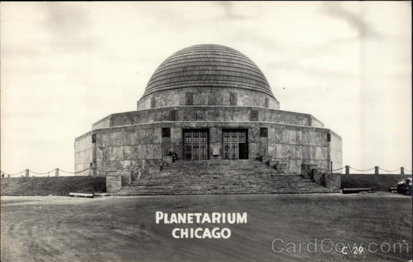 Planetarium Chicago Illinois
