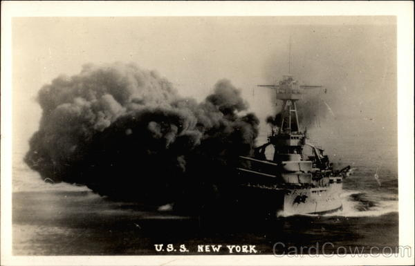 The USS New York Ship Boats, Ships
