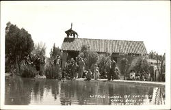 Little Chapel by the Lake, Knotts Berry Place