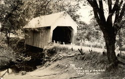 Ye Olde Covered Bridge