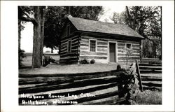 Hillsboro Pioneer Log Cabin