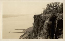 The Indian Head on the Palisades