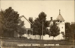 Presbyterian Church, Coleridge Neb