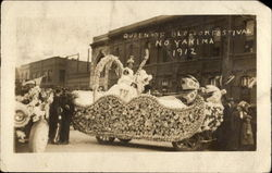 Queen of Blossom Festival 1912