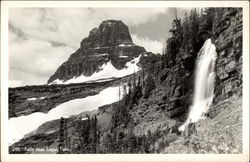 Falls near Logan Pass