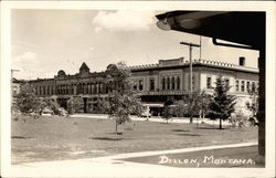 Downtown Dillon, Montana