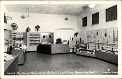 Northern Plains Indian Art and Craft Shop
