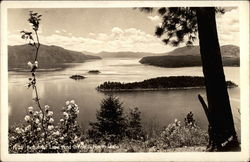 Beautiful Lake Pend Oreille