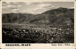 The City of Kellogg, Idaho