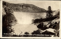 Dam near Boise - highest in the world