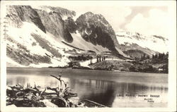 Lake Marie, Snowy Ridge