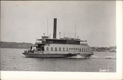 View of the Gov. King steamship