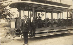 Trolley, Conductors, and Passengers