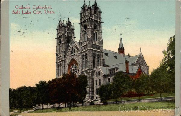 catholic cathedral salt lake city ut. Black Bedroom Furniture Sets. Home Design Ideas