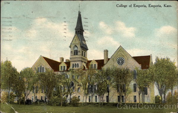 College of Emporia Kansas