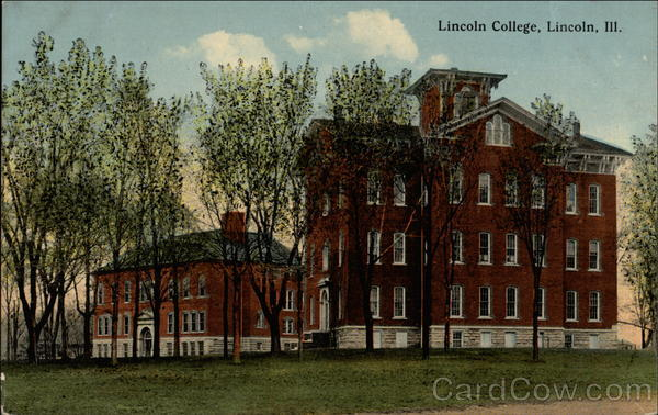 Lincoln College Illinois