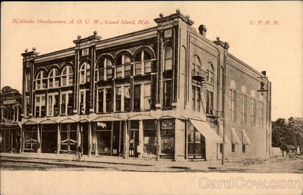 Grand Island Town Hall Address