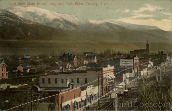 New Restaurants In Brigham City Utah