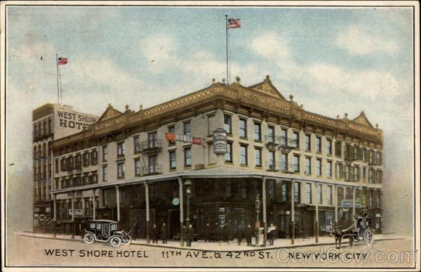 West Shore Hotel New York City