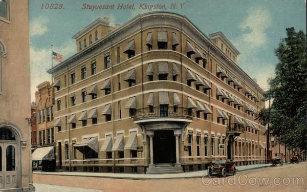 Stuyvesant Hotel Kingston New York