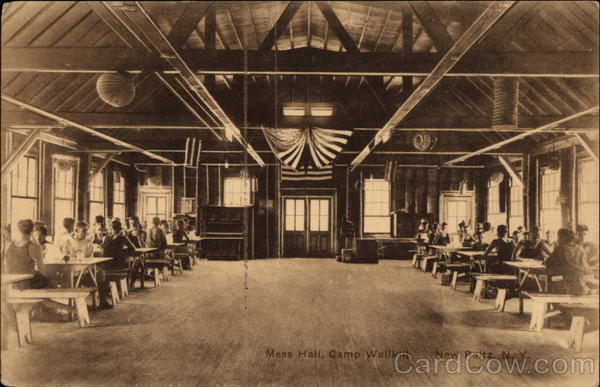 Mess Hall, Camp Wallkill New Paltz New York