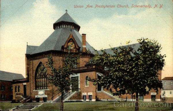 Union Ave. Presbyterian Church Schenectady New York