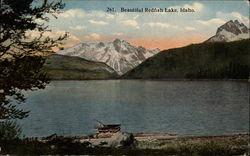 Beautiful Redfish Lake
