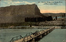 269. Perrine Bridge over Snake River