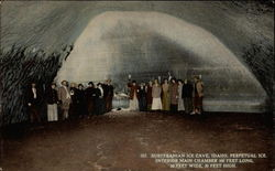 Shoshone Indian Ice Caves