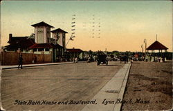 State Bath House and Boulevard